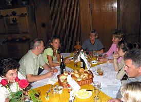 Szkolenie, Krynica Zdrój 18 - 24 października 2002.