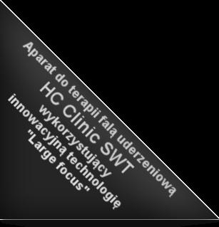 HC Clinic SWT - terapia falą uderzeniową